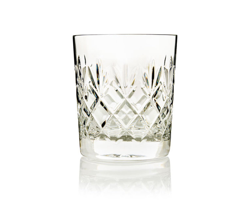 Pineapple Double Old Fashioned, set of 2