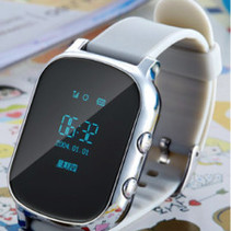 Smart GPS watch personenalarming - GSM/GPS/WiFi - polshorloge