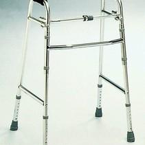 Looprek inklapbaar - in hoogte verstelbaar 78-90 cm
