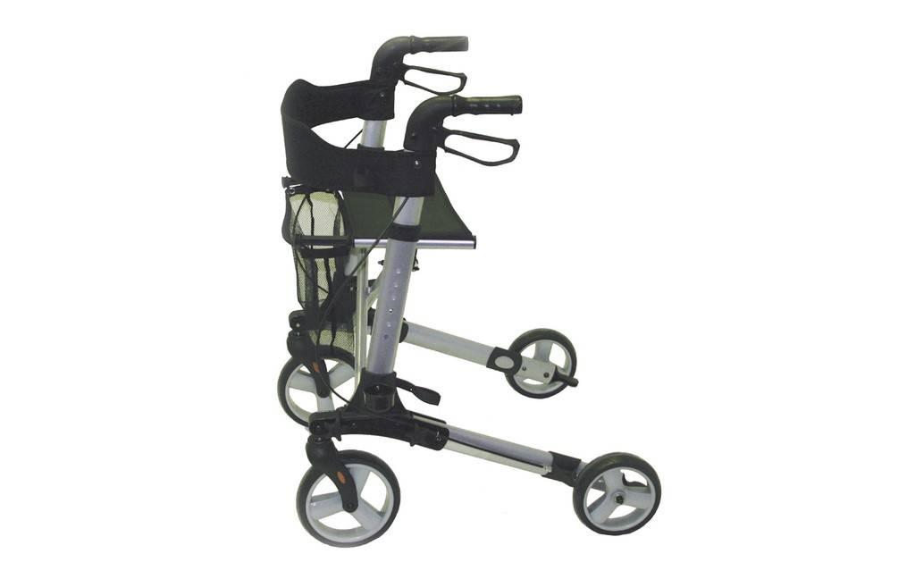 Afbeelding van Lichtgewicht Design rollator Go VI