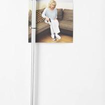 Helpinghand Handi - kledinghaak - magneet - lengte 90 cm
