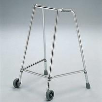Looprek type sc1 - met wielen - in hoogte verstelbaar 75- 83 cm