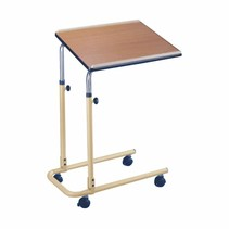 Patterson Medical Bedleestafel u-model