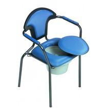 Toiletstoel Herdegen Verstelbaar - Blauw