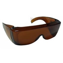 NoIR UV-shield U40 overzet gr. amber 16%