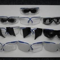 Geav.-Simulatiebrillen - set van 10 stuks
