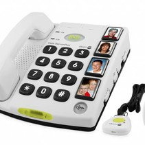 Doro huis telefoon - Care SecurePlus 347