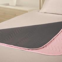 Vida matrasbeschermer met instopstroken