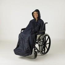 Wheely Mac met mouwen - ongevoerd -M / L