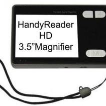 Handyreader HD elektronische handloep - aan te sluiten op tv
