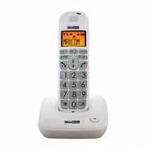 Maxcom MC 6800 DECT wit / zwart