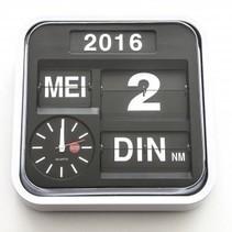 Nederlandse kalenderklok