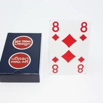 Low Vision Design speelkaarten extra groot