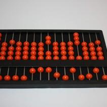 UITL Abacus 8,5 x 15,5 cm