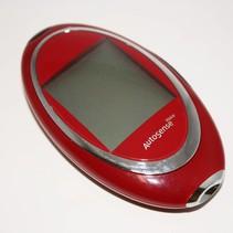 NM Sensolite Autosense Voice bloedsuikermeter Engels