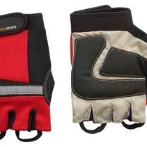 RevaraSports Rolstoel handschoenen -  Rood - XS / S / M / L / XL /XXL