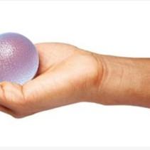 Powerball - hand therapie - 6,8 / 6 / 5, 5 / 5 cm