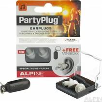 PartyPlug oordopjes  - Per 1 paar / Display 6 paar