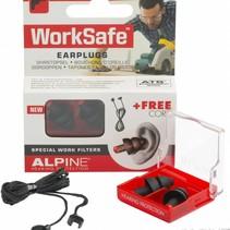 WorkSafe oordopjes  - Per 1 paar / Display 6 paar