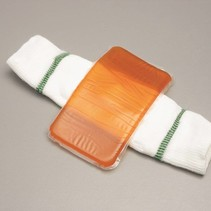 Elleboog - hiel beschermer gel - 3 verschillende maten - 2 stuks