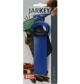 JarKey pottenopener- wit / blauw
