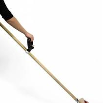 Handgreep - D - voor op bezems, stofzuigers - Ø  19 - 44 mm