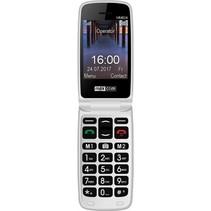 MAXCOM MM824  - klaptelefoon - Zwart