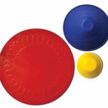 Able2 Anti-slip keukenset - blauw / rood / geel