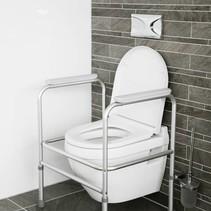 Atlantis Toiletframe - verstelbaar