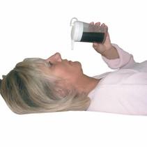Drinkbeker Novo Cup, rietjes, bekerhouder