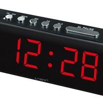 Wekker - duidelijk LED display