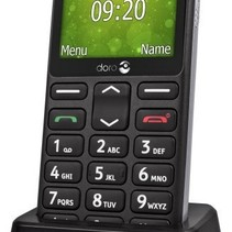 Doro Senioren - GSM - type 1361 - breed, duidelijk toetsenbord