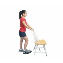 Enkeltrainer -  knie - schouder - 2 variaties
