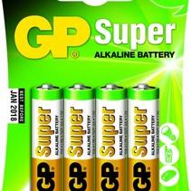 GP AA batterijen  multipack