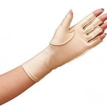 Norco Oedeemhandschoen - halve vingers over de pols - XS / S / M / L - voor rechts en links