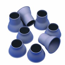 Olifant poten bed - en stoelverhogers - 9 cm  / 14 cm - Ø 9cm - set 4 stuks