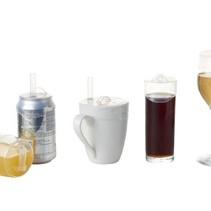 CupCap -  deksels - klein ∅ 55 mm en groot ∅ 75 mm