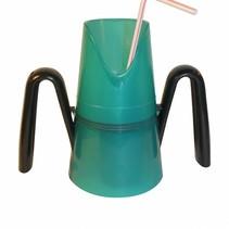 RIJE CUP - slikproblemen - motorische stoornissen - rood / aqua