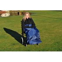 Splash Wheely Apron - onderlichaam - Ongevoerd / Gevoerd