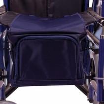 Tas - onder de rolstoelzitting