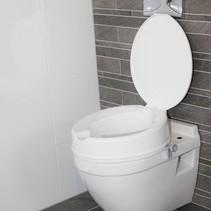 Prima toiletverhoger + deksel 5/10cm