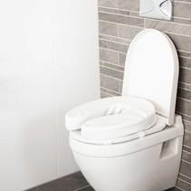 Toiletverhoger Soft  -  5 / 10 cm