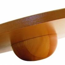 Wobble board hout - 2 afmetingen