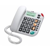 Maxcom KXT 480 Senioren Huis telefoon - zwart / wit