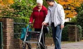 Ernstige mobiliteitsbeperkingen bij ouderen gedaald