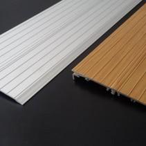 Indoor Drempelhulp - hout of aluminium