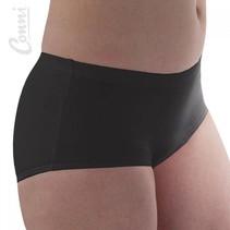 Conni Onderbroek Vrouw Active - zwart / beige / rose