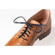 Schoenveters Elastic - zwart - 80cm