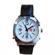 Nederlands sprekend horloge atomic heren toplight