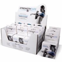 StrengthTape Display Pre-Cut rol
